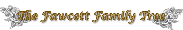 Fawcett family tree banner