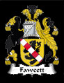 Fawcett coat of arms