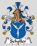 Scholler coat of arms